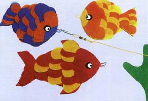 Поделки на тему рыбалка фото